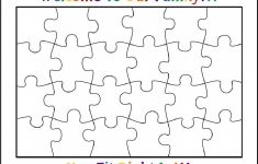 002 Blank Puzzle Pieces Template Ideas Best Jigsaw Piece Printable   2 Piece Puzzle Printable