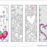 014 Template Ideas Free Printable Bookmark Templates Baby Unicorn   Printable Razzle Puzzles