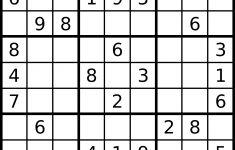1 Million Sudoku Games | Kaggle   Printable Sudoku Puzzles 99