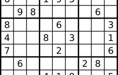 1 Million Sudoku Games | Kaggle   Printable Sudoku Puzzles 9X9