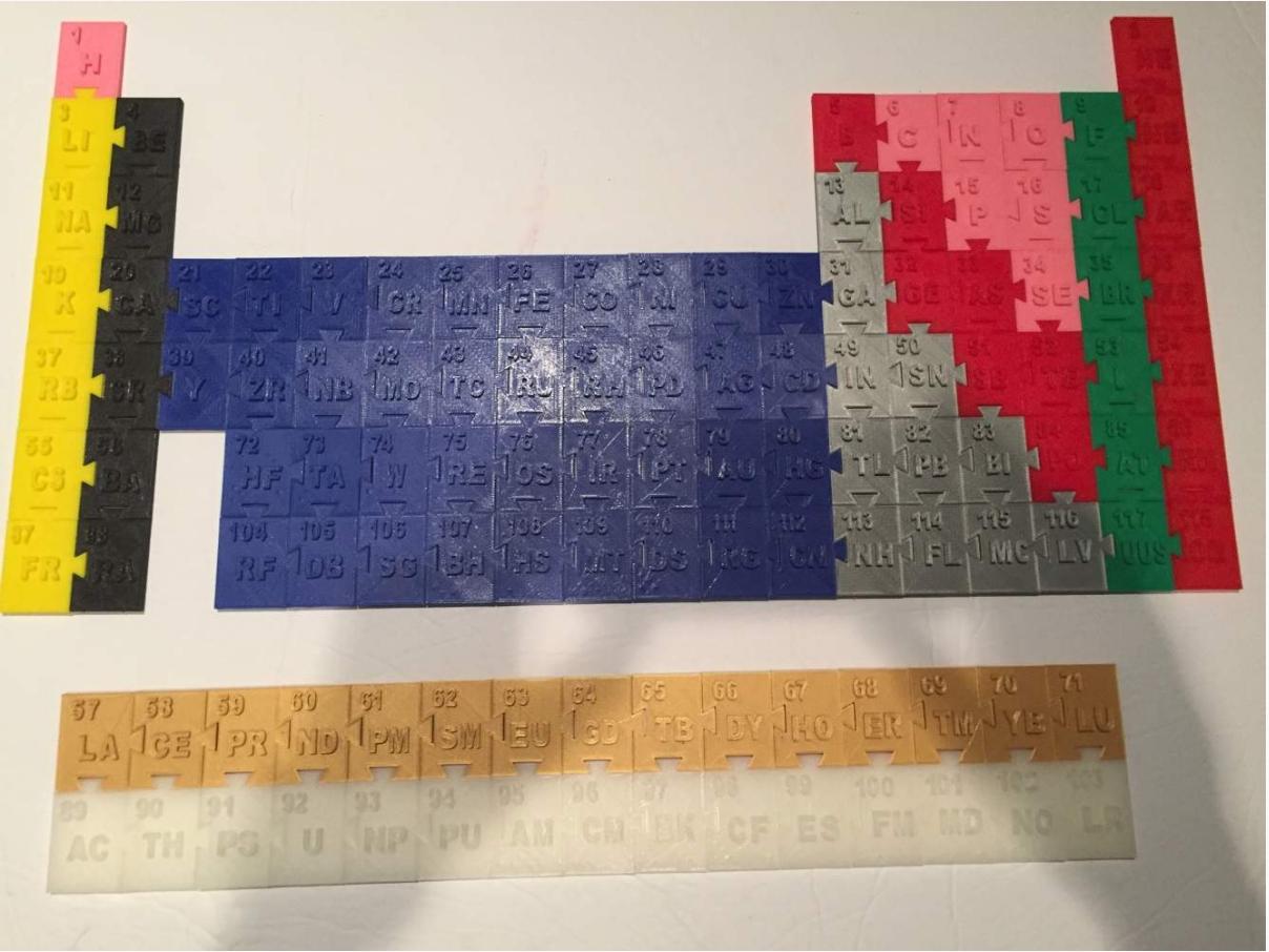 10 3D Printed Puzzle Games - Gambody, 3D Printing Blog - Printable 3D Puzzle