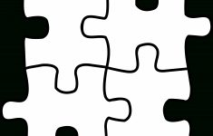 10 Pics Of Puzzle Piece Coloring Pages Of Letters   Autism Puzzle   Free Printable Autism Puzzle Piece