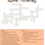 10 Superfun Thanksgiving Crossword Puzzles | Kittybabylove   Printable Thanksgiving Crossword Puzzles For Adults