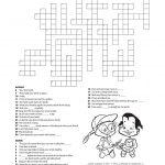 11 Dental Health Activities Puzzle Fun (Printable)   Dental Hygiene   Printable Crossword Puzzles For Mental Health