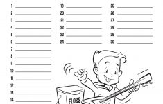 11 Dental Health Activities – Puzzle Fun (Printable)   Personal Hygiene   Printable Decoder Puzzles