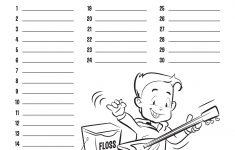 11 Dental Health Activities – Puzzle Fun (Printable)   Personal Hygiene   Printable Puzzle Activities