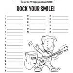 11 Dental Health Activities – Puzzle Fun (Printable) | Personal Hygiene   Printable Puzzle Activities For Adults