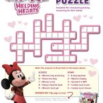 11 Fun Disney Crossword Puzzles | Kittybabylove   Printable Crossword Puzzles Disney Movies