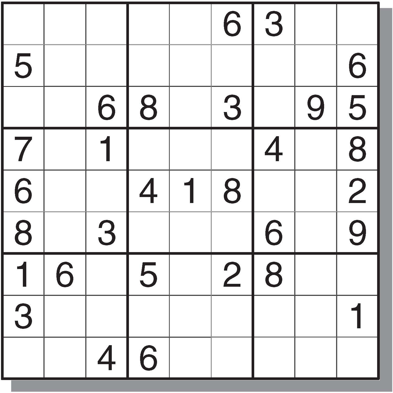 12 Best Photos Of Printable Sudoku Sheets - Printable Sudoku Puzzles - Printable Sudoku Puzzle With Answer Key