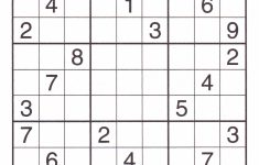 12 Best Photos Of Printable Sudoku Sheets   Printable Sudoku Puzzles   Printable Sudoku Puzzles 2 Per Page