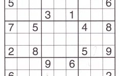 12 Best Photos Of Printable Sudoku Sheets – Printable Sudoku Puzzles – Printable Sudoku Puzzles 99