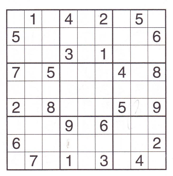 Printable Sudoku Puzzles 99