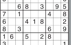 12 Best Photos Of Printable Sudoku Sheets   Printable Sudoku Puzzles   Printable Sudoku Puzzles 99