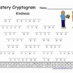 14 Best Cryptograms Images On Pinterest In 2018 | Puns, Monkey Puns   Printable Cryptogram Puzzles With Answers