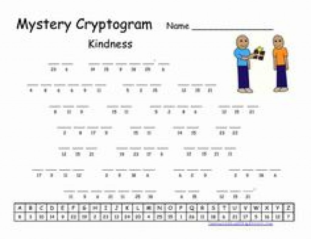 14 Best Cryptograms Images On Pinterest In 2018 | Puns, Monkey Puns - Printable Cryptogram Puzzles With Answers