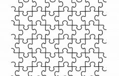 19 Printable Puzzle Piece Templates ᐅ Template Lab   Printable Puzzle Template Free