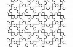 19 Printable Puzzle Piece Templates ᐅ Template Lab   Puzzle Pieces Printable