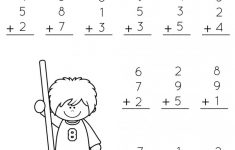 1St Grade Math And Literacy Worksheets With A Freebie!   Planning   Printable Puzzles For First Grade