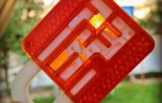 3D Printable Puzzle Lock // Sliding Puzzleanders Severinsen   3D Print Puzzle Lock