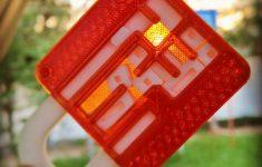 3D Printable Puzzle Lock // Sliding Puzzleanders Severinsen   3D Printable Lock Puzzle