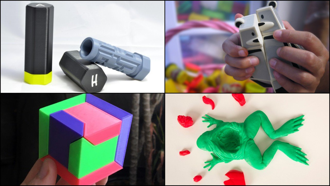 3D Printed Puzzle – 10 Great Curated Models To 3D Print | All3Dp - 3D Print Puzzle Lock