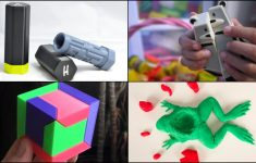 3D Printed Puzzle – 10 Great Curated Models To 3D Print | All3Dp   3D Printable Lock Puzzle