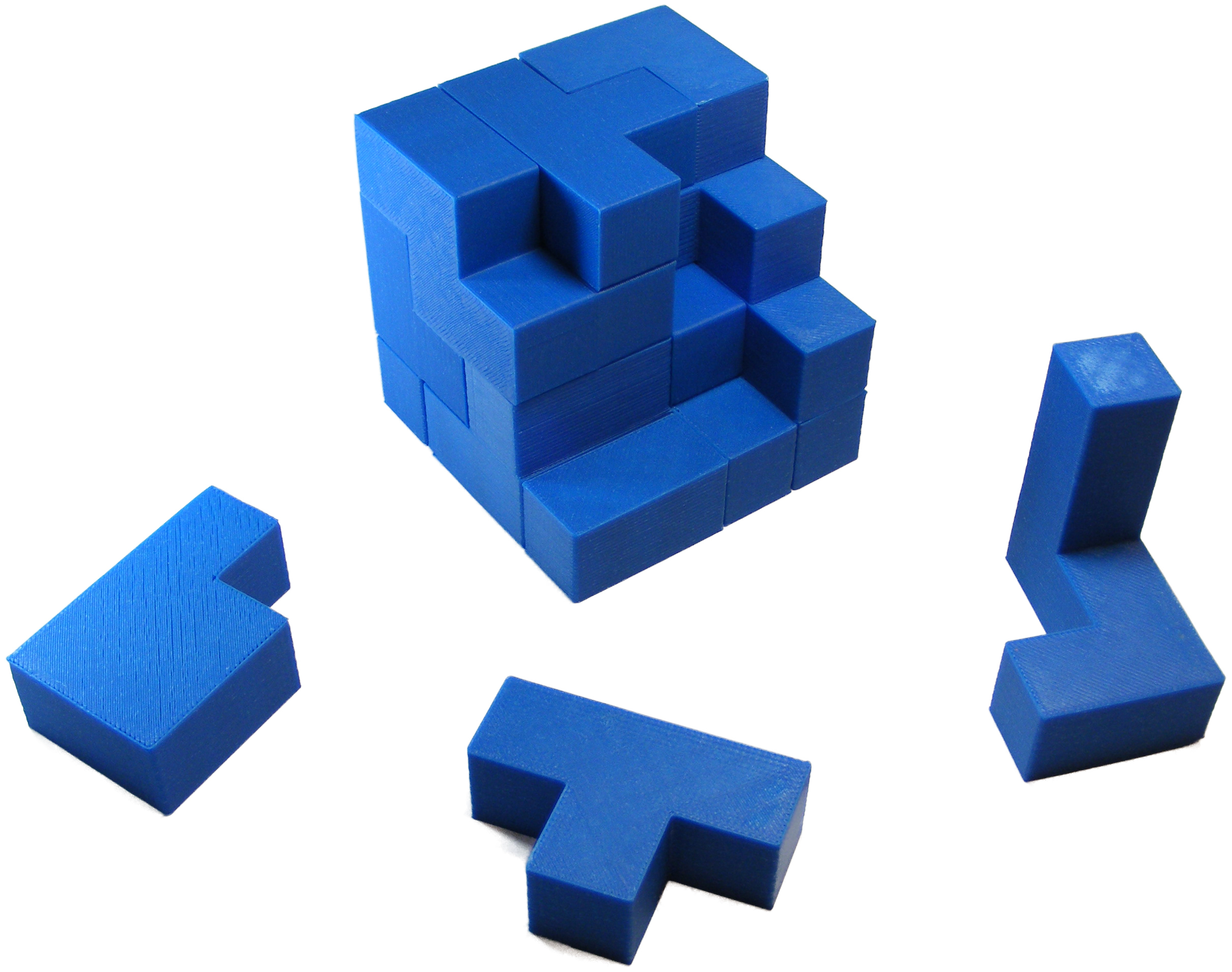 3D Printed Puzzle Cube – Cheat / Solution – Meshcloud – 3D Printed - 3D Printable Puzzles