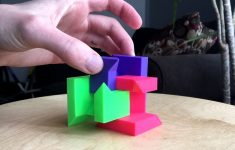 3D Printed Puzzle Cube! (Demonstration)   Youtube   3D Printable Puzzles Cube