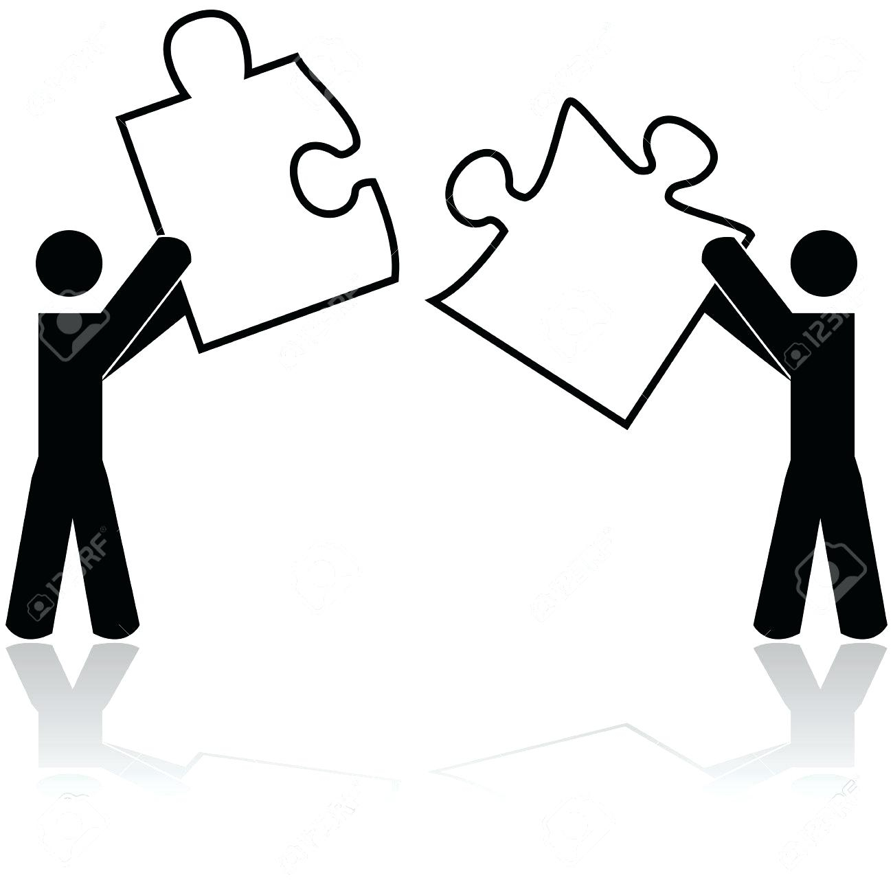5 Piece Puzzle | Free Download Best 5 Piece Puzzle On Clipartmag - 5 Piece Printable Puzzle