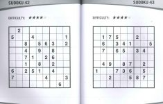 8 Best Photos Of Binary Puzzles Printable   Sudoku Puzzle Large   Printable Binary Puzzle