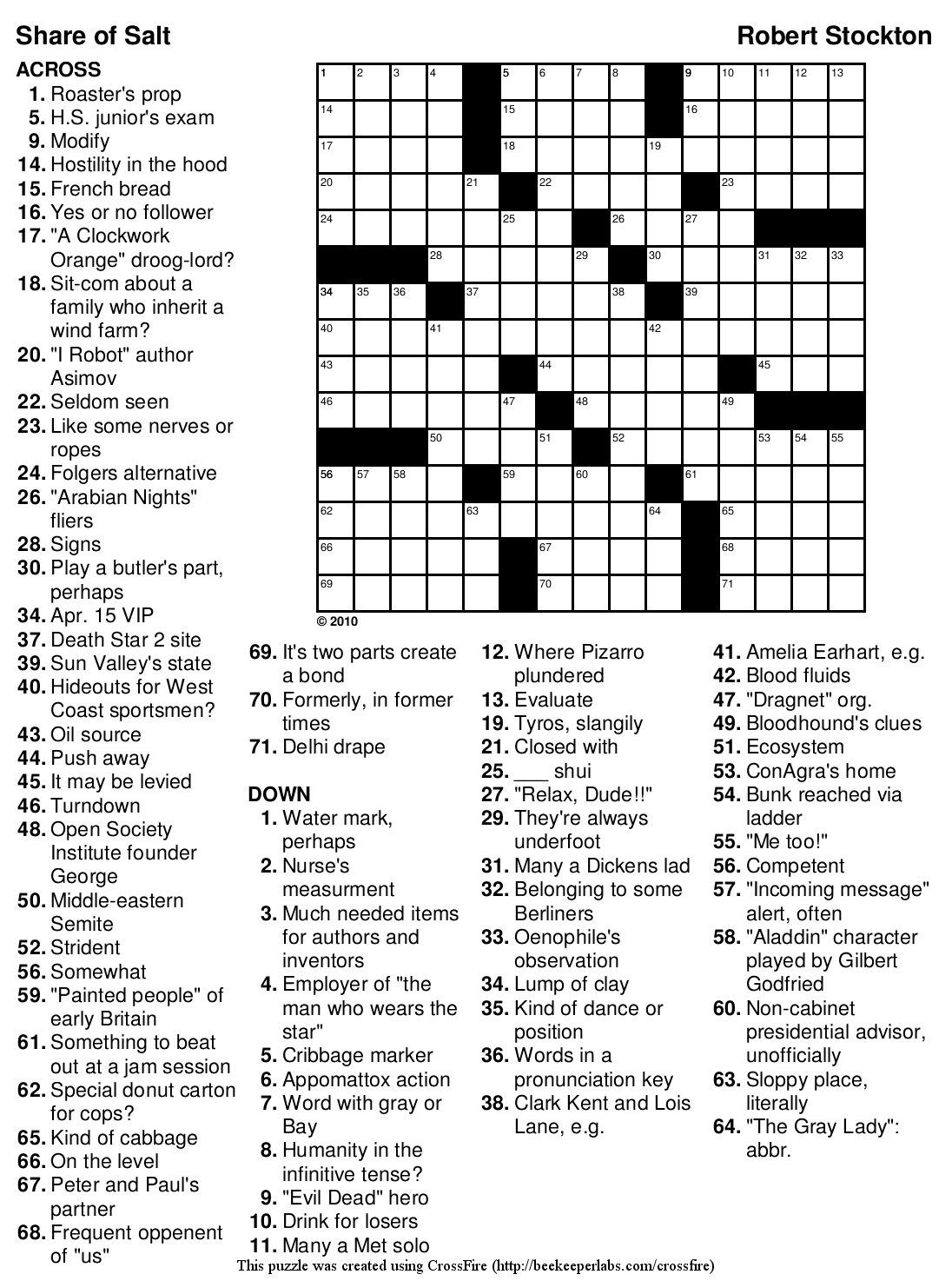 9 Best Photos Of Nfl Crossword Puzzle Printable - Nfl Printable - Nfl Football Crossword Puzzles Printable