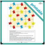 9 Square Turtle Puzzle   Readilearn   Printable Square Puzzle