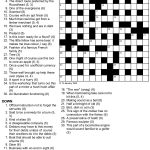 A Cryptic Tribulation Turing Test Crossword Puzzle   Printable Crossword Newspaper