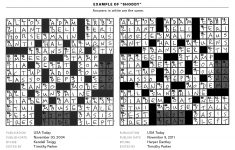 A Plagiarism Scandal Is Unfolding In The Crossword World   Printable Crossword Puzzle Boston Globe