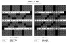 A Plagiarism Scandal Is Unfolding In The Crossword World   Printable Crossword Puzzles Boston Globe