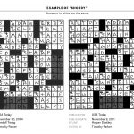 A Plagiarism Scandal Is Unfolding In The Crossword World   Universal Crossword Puzzle Printable