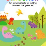 Activity Sheets For 3 Year Olds – With Kindergarten Worksheets Pdf   Printable Puzzles For 3 Year Olds
