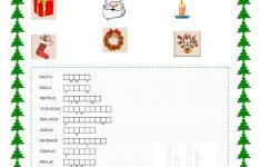 Advent Calendar   Christmas Activities Worksheet   Free Esl   Printable Advent Puzzle