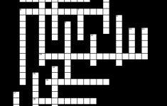 Algebra 1 Eoc Cross Word Puzzle   Crossword Puzzle   Algebra 1 Crossword Puzzles Printable