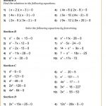 Algebra Word Puzzles Www Picturesvery Com Math Worksheets Pdf Key   Printable Algebra Puzzles