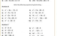 Algebra Word Puzzles Www Picturesvery Com Math Worksheets Pdf Key   Printable Algebra Puzzles