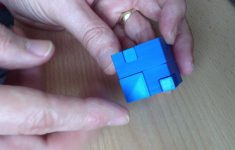 Apparently Impossible Cube Puzzle Solution   Youtube   3D Printable Puzzles Cube
