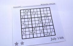 Archive Evil Puzzles – Free Sudoku Puzzles   Free Printable Sudoku 6   Printable Sudoku Puzzles 1 Per Page