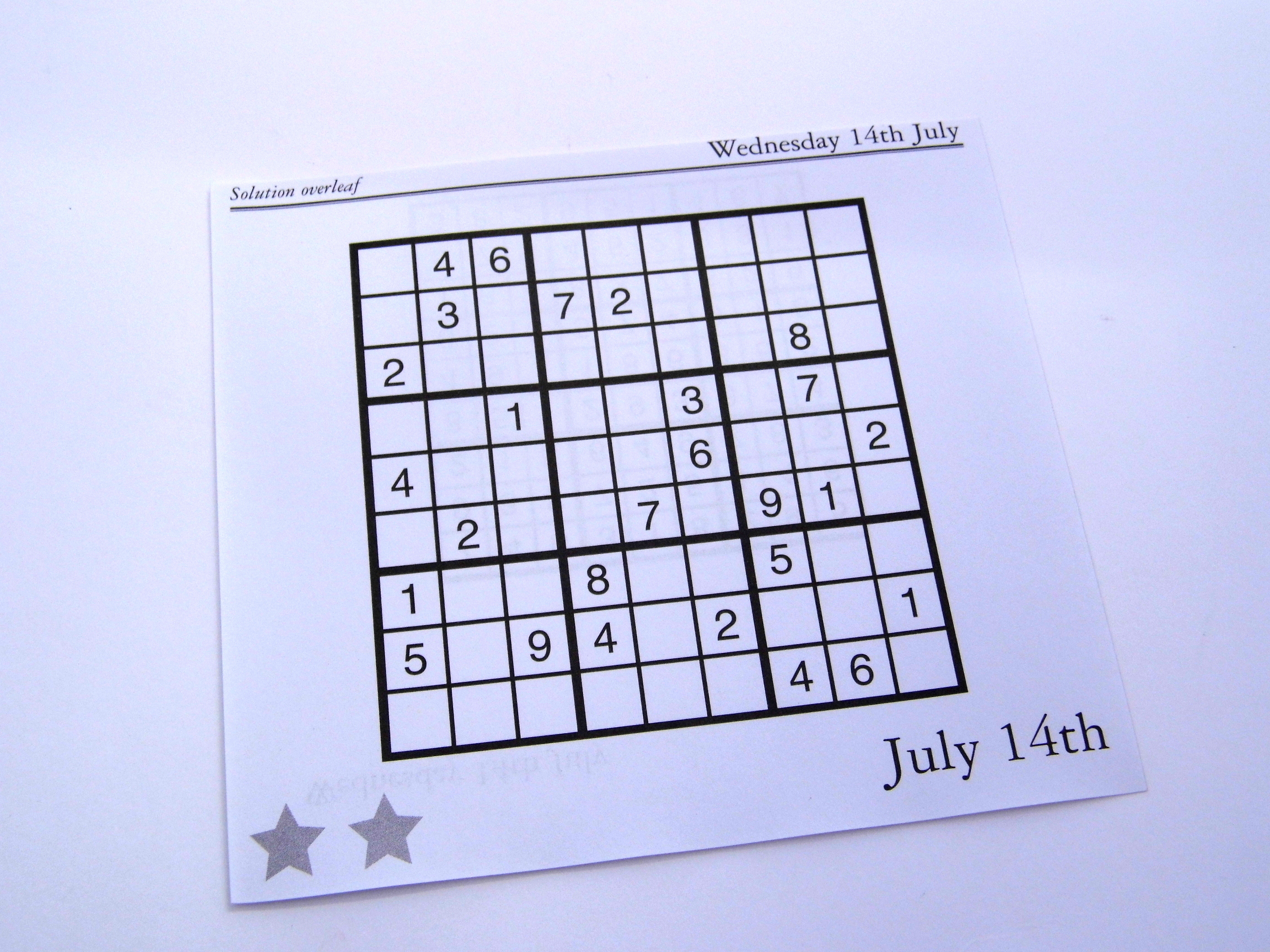 Archive Evil Puzzles – Free Sudoku Puzzles - Free Printable Sudoku 6 - Printable Sudoku Puzzles 6 Per Page