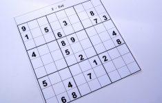 Archive Evil Puzzles – Free Sudoku Puzzles   Free Printable Sudoku 6   Printable Sudoku Puzzles 8 Per Page
