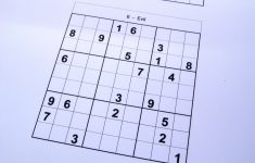 Archive Puzzles – 40 Medium Sudoku Puzzles – Books 1 To 10 – Free   Printable Sudoku Puzzles Medium