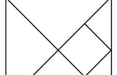 Art Element: Shape | Math | Elements Of Art, Tanagram Printables   Printable Tangram Puzzle Outlines
