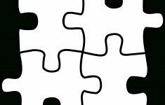 Autism Puzzle Piece Coloring Page   Coloring Home   Printable Autism Puzzle Piece