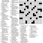 Basketball Crossword Puzzles | Activity Shelter   Printable Crossword Puzzles March 2018