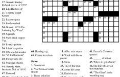 Beekeeper Crosswords   Printable Crossword Puzzles For 6Th Graders